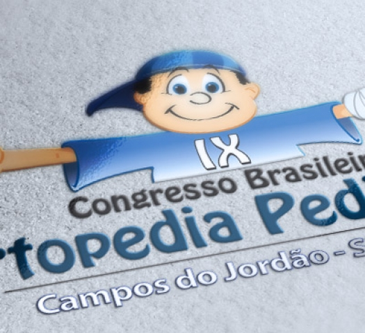 Logotipo Congresso Ortopedia Pediátrica