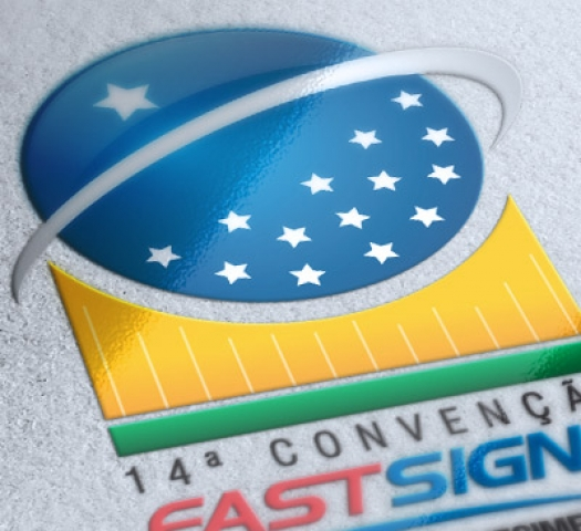 Logotipo 14ª Convenção Fastsigns