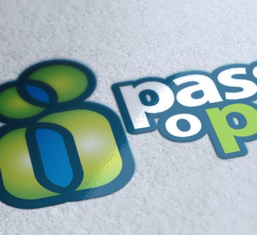 Logotipo Passando o Ponto