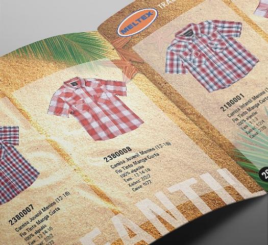 Catálogo Trading – Verão | Meltex