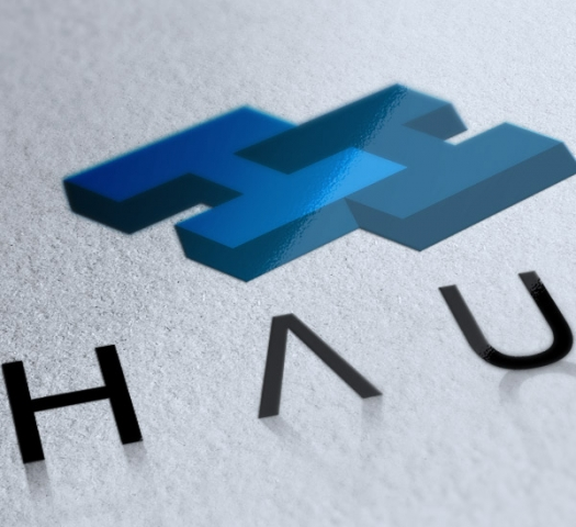 Logotipo Haux